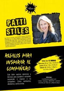 Patti Stiles en Lima