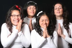 chicas católicas_X Festival